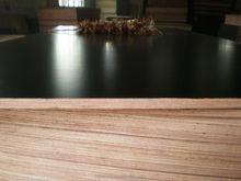 1250x2500x25mm black combin Core Film faced plywood/ marine plywood Factory