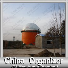 2015 storage tank for animal waste water green energy biogas digester