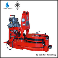 Hot sale factory price ZQ203-100 hydraulic drill pipe power tong