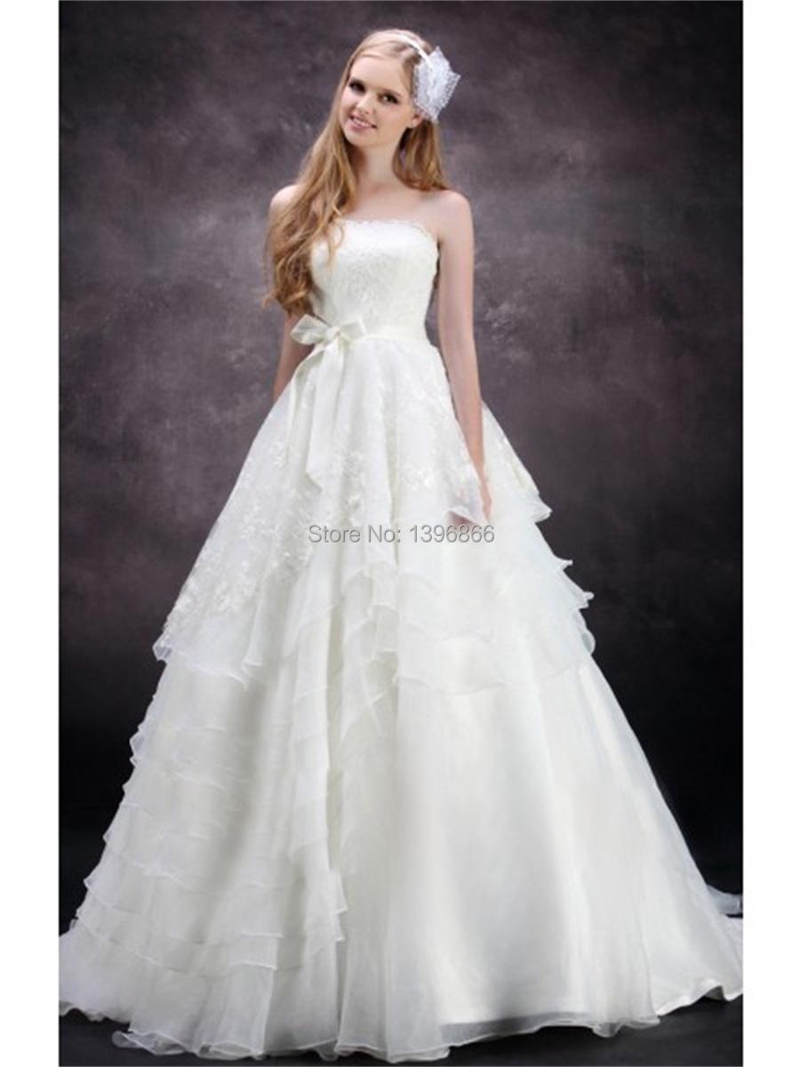Vestidos de novia Hawian