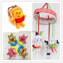 3 in 1 Cartoon lion tumbler kids toy with light and music battery operated baby toys baby bed hanging toy baby product