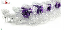 Fairytale Themed Favor Box/Wedding Boxes Cinderella Pumpkin Carriage Candy Boxes