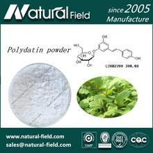 Natural active ingredients polygonum cuspidatum polydatin extract