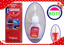 2015 HOT sale glue for stone with 3g plastic bottle packing, bond within 3 or 5 seconds
