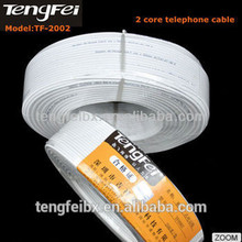 Supper quality OEM rj11 6P4C telephone cable