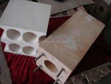High alumina refractory brick and fire clay brick