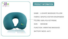 almohada de masaje de cabeza