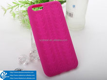 Low price hot sell silicone/pvc plastic card case