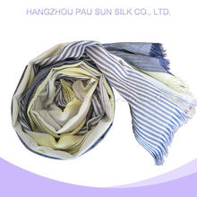 High quality double scarf wool