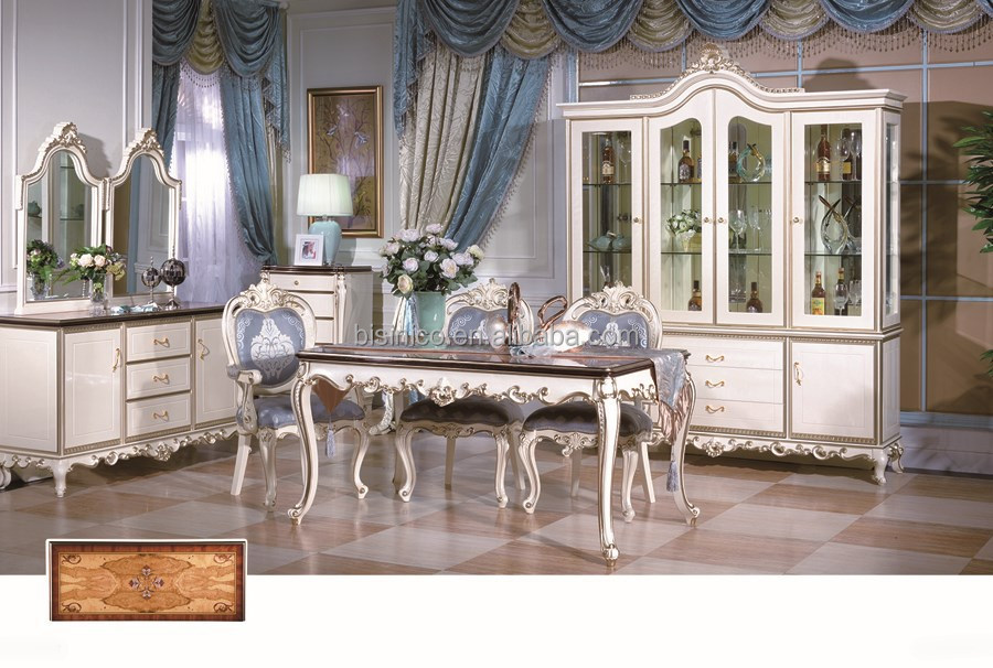 Plated Dining Table Furniture Buy French Room