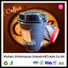 Custom Logo Printed 12oz Double Wall Cups for Coffee/Expresso/Cappuccino