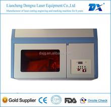Low cost desktop 40w mini gemstones laser engraving machine
