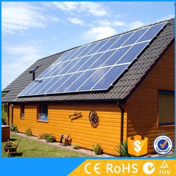 Wholesale chinese price 500w off-grid solar power system