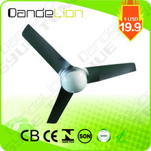 "40""/42"" high quality dc brushless Rechargeable ceiling fan 12 v"