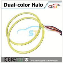 DC12~24V car accessory Angel Eye/tuning light (Single/Dual/RGB color) Car LED E70 X5