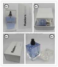 Classic French branded designer perfume for men
