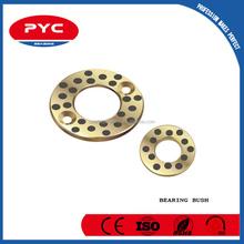 PYC High Speed Thin Wall Bearing With Thread Reducer Bronze Bushing