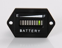 LED 72V Battery Indicator charge indicator battery charge indicator for golf carts scooter car motorcycle