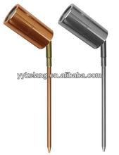 Adjustable 316 stainless steel or solid copper 12v led light garden spot lights