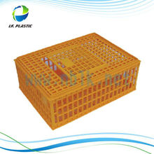 Plastic Transport crate for live poultry
