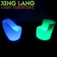 popular colorful digital popular style LED arm chair with SGS Certification