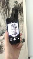 2015 Universal FishEye Mobile Phone screen magnifier with Wide Angle Macro lens