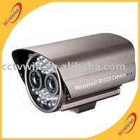 Double CCD 50M waterproof IR outdoor surveillance camera