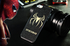 Hard PC spiderman mobile phone crushproof back cases for iPhone4 4S