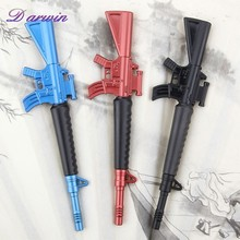 Promotional items china fancy ballpoint pen low price pen gun