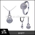 jrl plata payal plata 925 joyeria de plata de la joyería