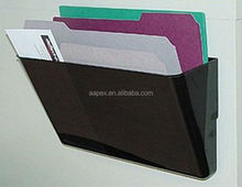 High quality office acrylic display/collapsible brochure holder