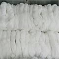 Materia prima 100% poliéster hilado de la madeja de hilados de papel a partir de la fábrica de china