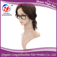 Qingdao Factory Supply Peruvian Hair Full Lace Wig, Human Hair Full Lace Wig ,Strong Fine Mono Lace Wig With Factory Price
