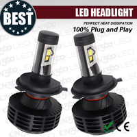 2015 G6 HOT h4 led headlight 22W 3000LM LED All in one H4 Car Headlamp from Car accessory China supplier