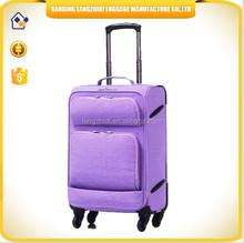 leisure style travel bags / nylon waterproof material travel luggage bags / unique travel luggage bags