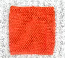 pretty baby crochet diadema en diversos tamaños