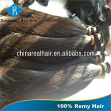 Hot Sale 100% Human Remy Hair Silky Straight brazilian aliexpress hair