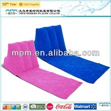 high quality factory price new design promotional waterproof inflatable cushion