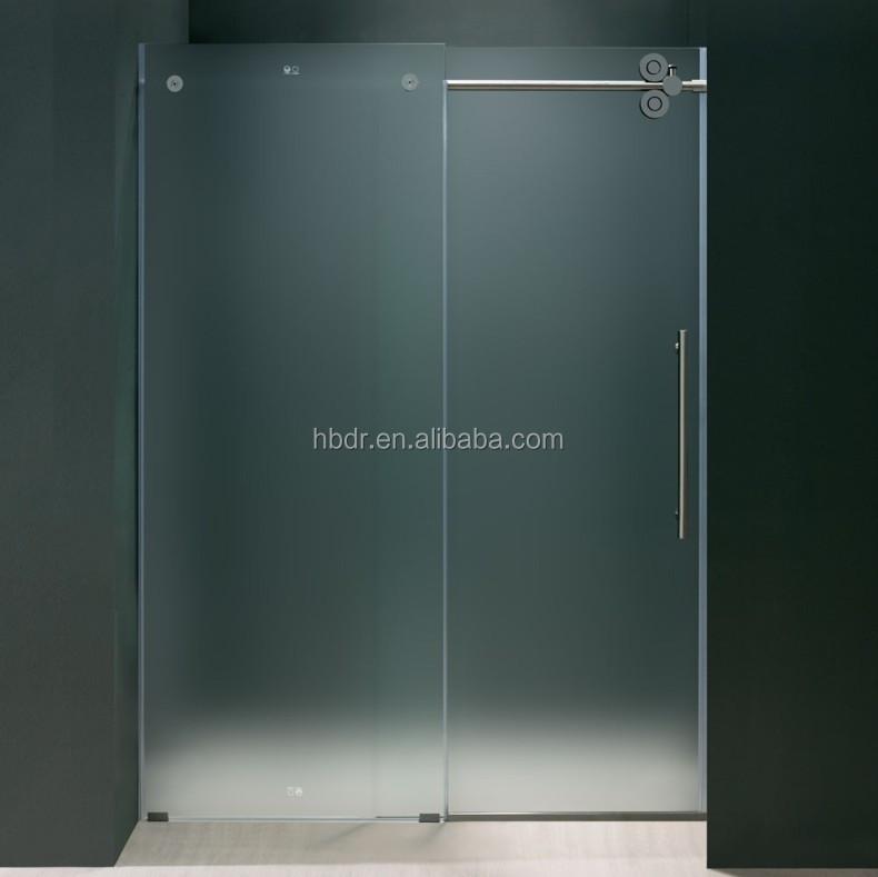6 mm 8 mm 10 mm 12 mm tremp de bonne qualit salle de bains en verre d poli porte de verre. Black Bedroom Furniture Sets. Home Design Ideas