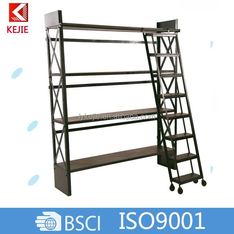 climbing ladder selves