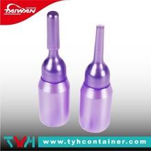 5ml plastic skin care ampoule dropper bottle