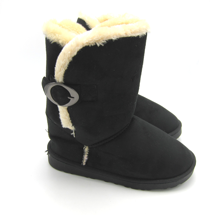 fashion cheap price warm suede winter snow boots
