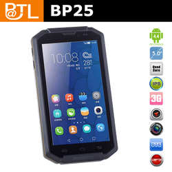 Cruiser BP25 quad core IP67 waterproof rugged phone dual sim smart gps military