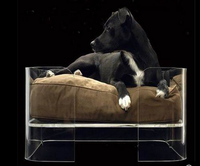 2015 Wholesale Puppy stocked convenient warm pet bed for small animals