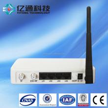CATV/IPTV/Wifi cable modem EOC Slave kyngtype router