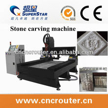 1325 CNC tombstone engraving marble and granite machine