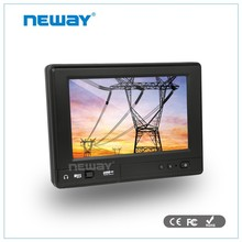 "7"" CE FCC RS232 Industrial RS485 vehicle tablet PC"