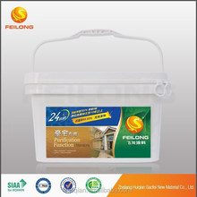 Non-VOC interior waterborne paint