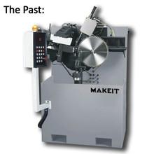 MAKEIT QH-3Amaruti enterprise of circular saw blade grinding machine cirkular saws tct,