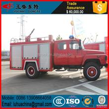 6CBM DongFeng caminhão de bombeiros combate a incêndio caminhão RHD veículo fogo